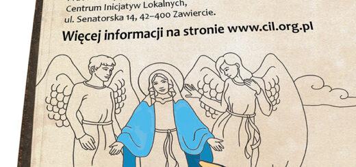 plakat konkurs Twoja opowiesc bibilijna 1