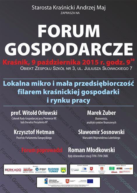Plakat - FG 2015 A2