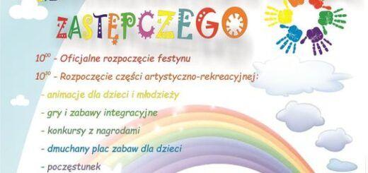 plakat festyn drz 2018