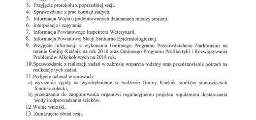 informacja o VI sesji scaled