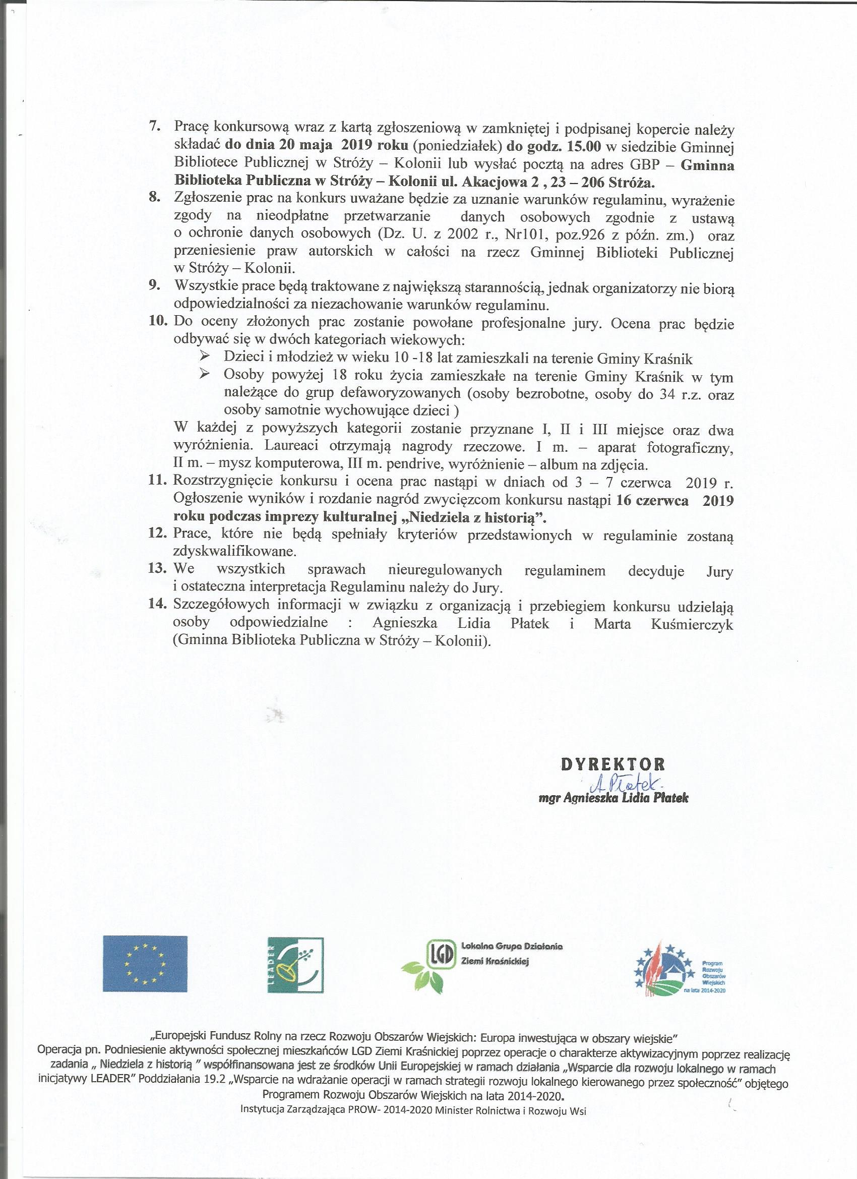Regulamin 2