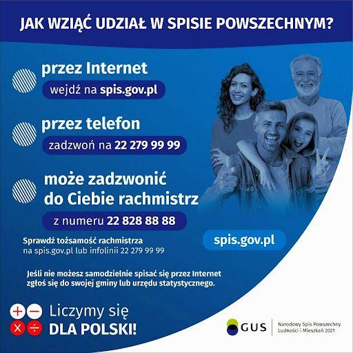 Gmina Kraśnik – Spis Powszechny 2021
